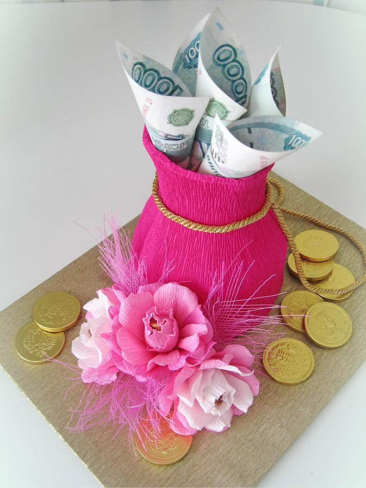 Как подарить деньги оригинально на день рождения